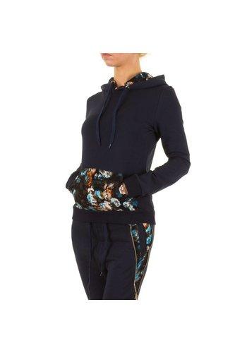 EMMA&ASHLEY DESIGN Dames sweater van Emma & Ashley Design - blauw