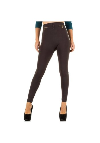 Best Fashion Leggings pour femmes de Best Fashion Gr. taille unique - taupe