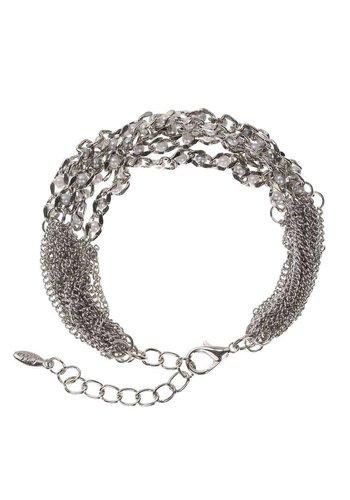 Neckermann Bracelet pour femme - argent