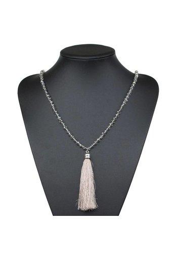Neckermann Dames halsketting - beige