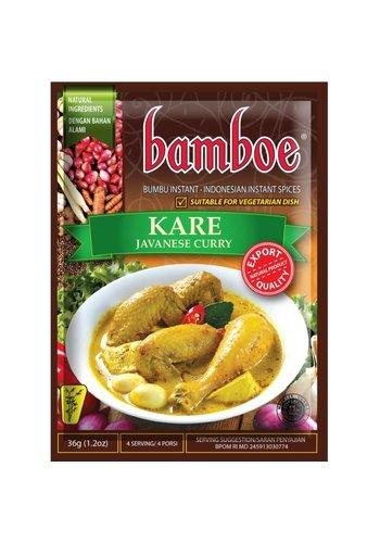 Bamboe Bumbu Kare 36 gram