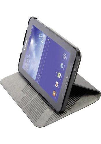 Tucano Tucano Samsung Tab 3 LITE 7.0 '' étui rigide anthracite