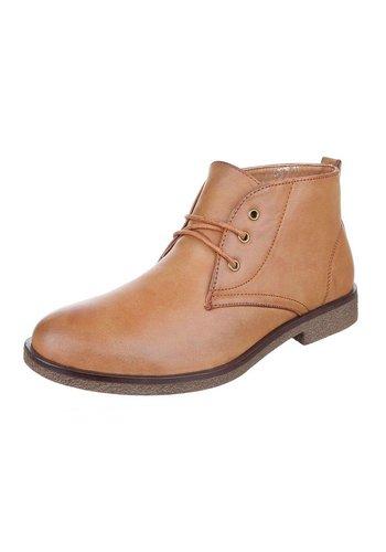 Neckermann Heren casual schoenen - Camel
