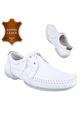Neckermann Chaussures sport en cuir pour homme - wessbeige