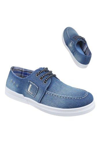 Neckermann Chaussures de sport pour hommes-jeans