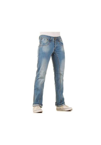 ORIGINAL ADO Herren Jeans%A0 von  Ado  - L.blue