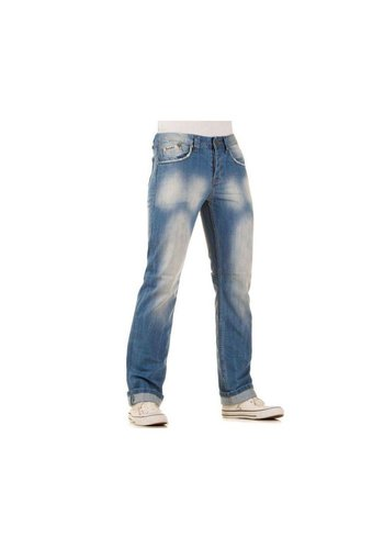 ORIGINAL ADO Heren jeans van Original Ado - L.blue