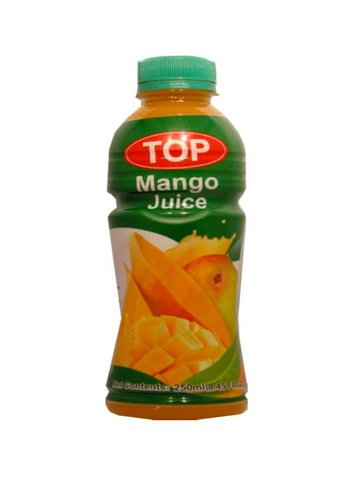TOP Vruchtensap - 250 ml - Diverse smaken