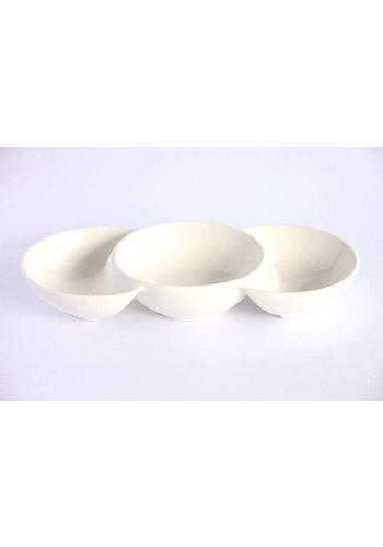 Neckermann Snack Dish 3- vaks