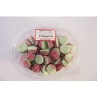 Gefüllte Gummibärchen Kirschen 420 Gramm