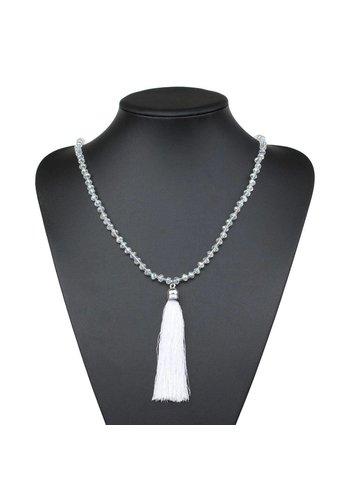 Neckermann Dames halsketting - wit