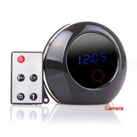 Multi-function Alarm klok met HD Camera en Monitor