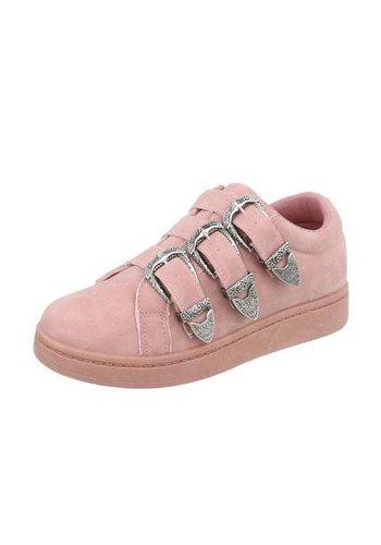 Neckermann Dames Sneaker - roze