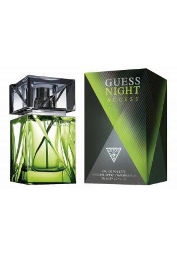 Guess Night Access eau de toilette for men 50 ml