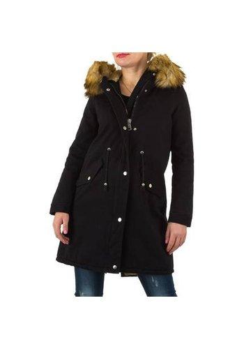 BOUTIQUE Damen Jacke von Boutique  - blackkhaki