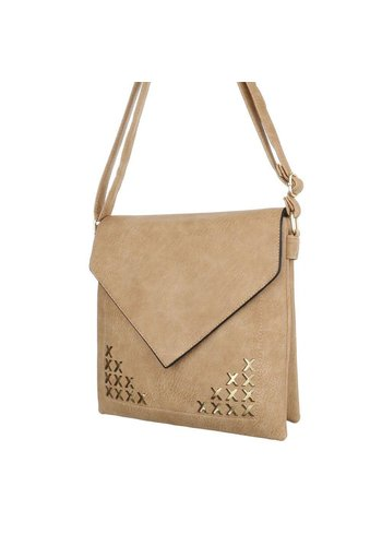 Neckermann Damentasche - L.brown