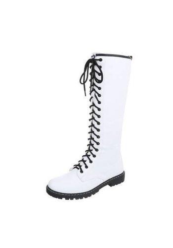 Neckermann Damen Boots - white