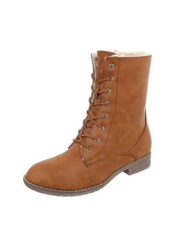Neckermann Damen Boots - camel