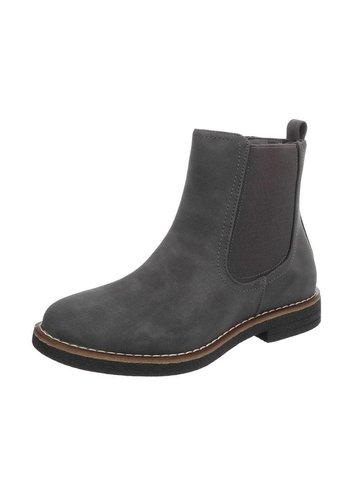 Neckermann Damen Chelsea Boots - grey