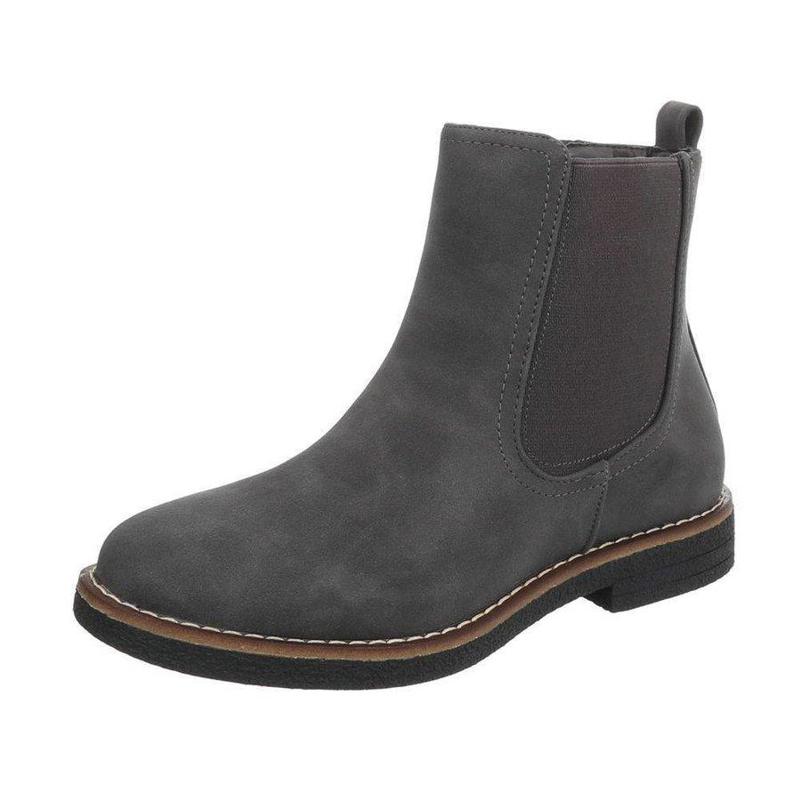 Damen Chelsea Boots - grey