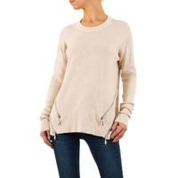Damen Pullover von Moewy Gr. one size - cream