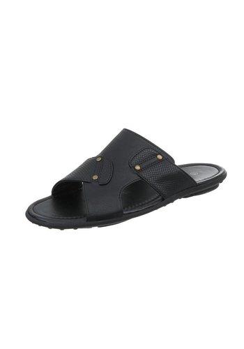 Neckermann Heren Slippers - black