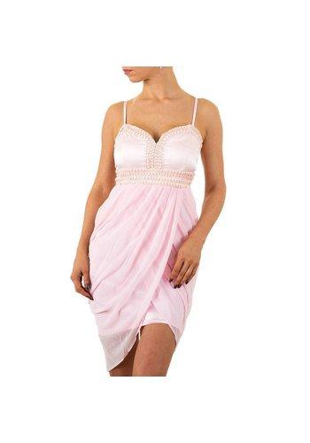 USCO Damen Kleid von Usco - pink