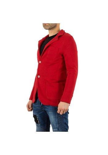 UNIPLAY Heren Blazer van Uniplay - rood