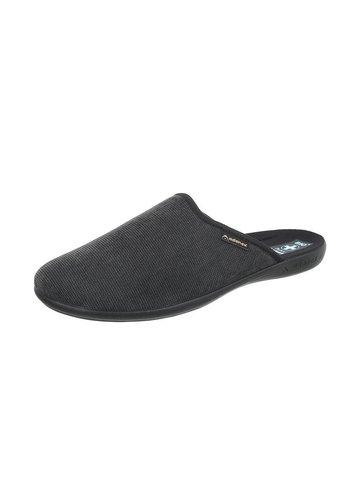 Neckermann Heren Pantoffels - grijs