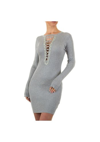 EMMA&ASHLEY Damen Kleid von Emma&Ashley Gr. one size - grey