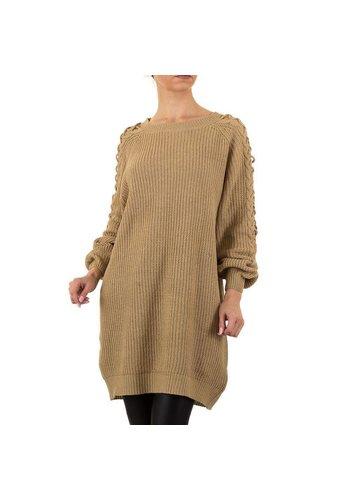 EMMA&ASHLEY Damen Pullover von Emma&Ashley Gr. one size - beige