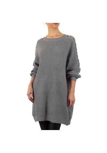 EMMA&ASHLEY Damen Pullover von Emma&Ashley Gr. one size - grey