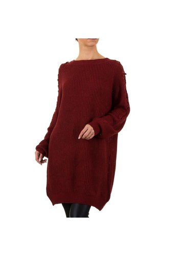 EMMA&ASHLEY Damen Pullover von Emma&Ashley Gr. one size - DK.red