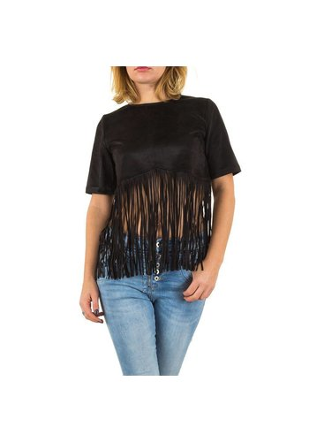 ANGEL PARIS Damen Bluse von Angel Paris - black