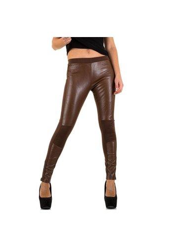 USCO Dames legging van Usco - bruin