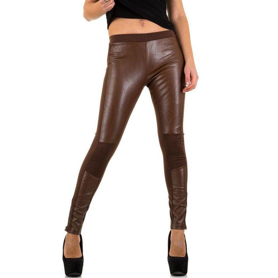 Damen Leggings von Usco - brown