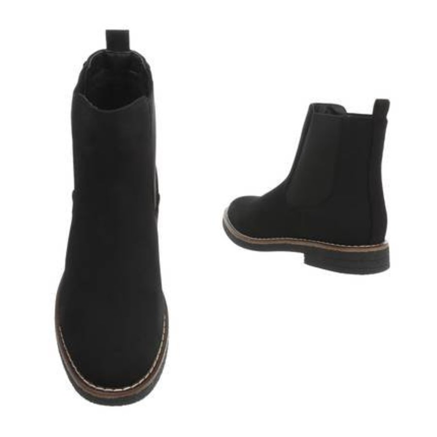 Damen Chelsea Boots - black