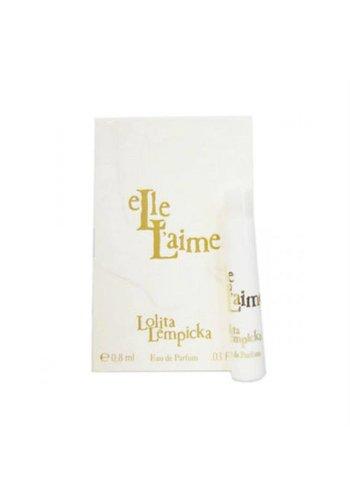 Lolita Lempicka Elle L'aime eau de parfum  0,8 ml