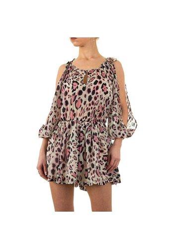 Neckermann Combinaison femme Amy's Paris - léopard