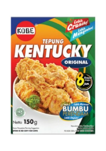 Kobe Kentucky Original 150 gram