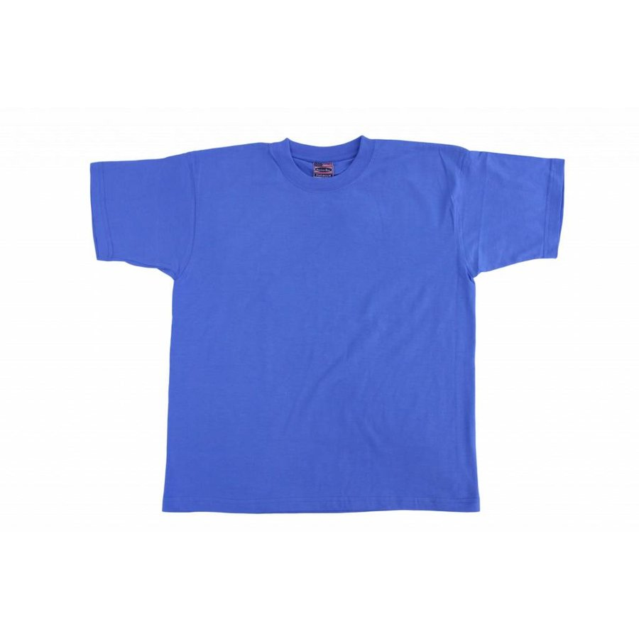 T-shirt unisex voor kinderen licht-blauw