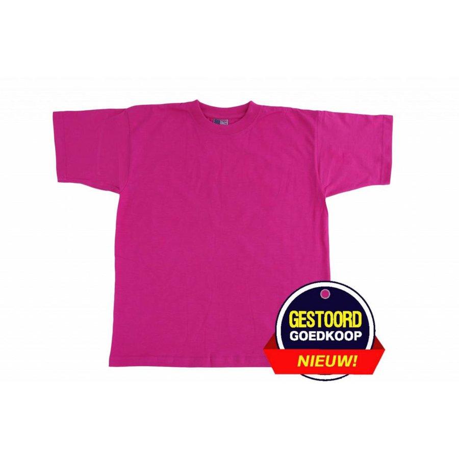 T-shirt heren rood - Copy - Copy - Copy