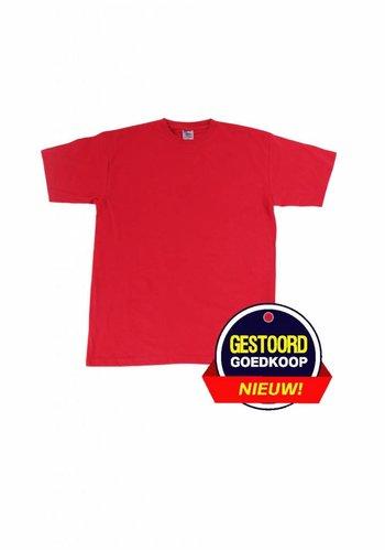 Neckermann T-shirt heren rood
