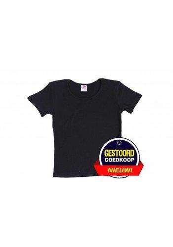 Neckermann T-shirt meisjes-dames zwart voor kinderen