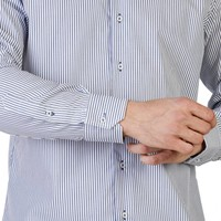 Herren Trussardi Shirt - blau