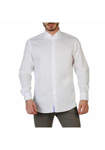 Trussardi Heren Overhemd van Trussardi - wit