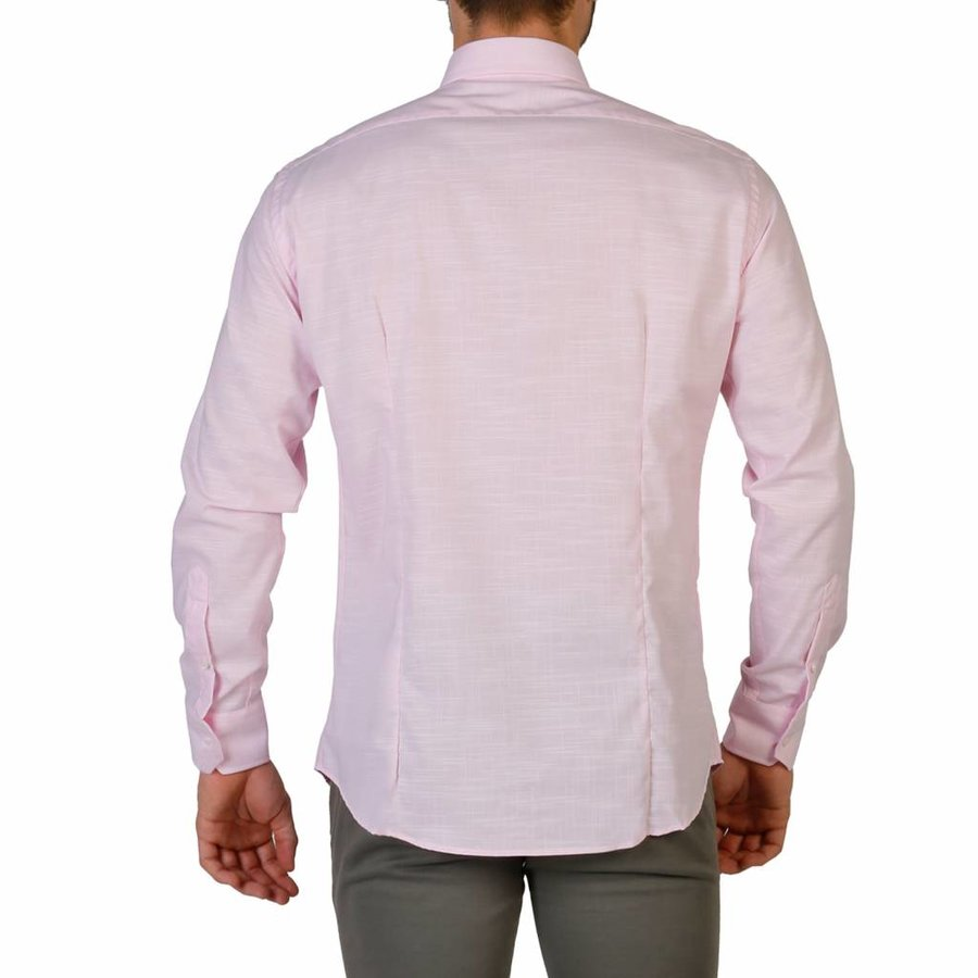 Herrenhemd von Trussardi - pink