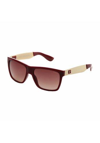Guess Guess GU6832 lunettes de soleil - rouge