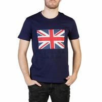 Männer T-Shirt von US Polo - dk.blue