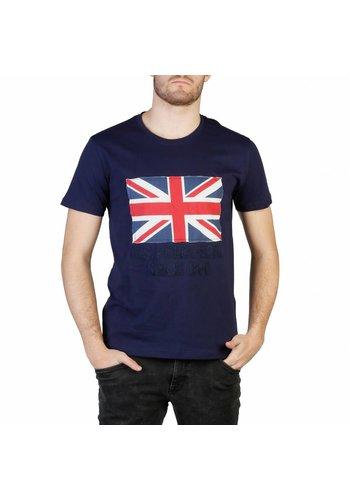 U.S. Polo Männer T-Shirt von US Polo - dk.blue